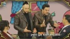 Beyaz Show - Kubat'ın 14 Şubat Şarkısı (Hayko Cepkin ve Beyazıt Öztürk İçerir)