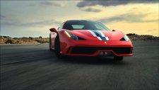 Ferrari 458 Speciale Resmi Tanıtımı