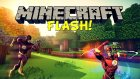 FLASH OLDUM ! - Vanilla Minecraft - Modsuz (Minecraft Flash)