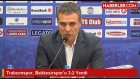 Trabzonspor, Balıkesirspor'u 3-2 Yendi