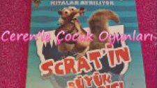 Buz Devri 4 (Ice Age 4) Scrat'in Büyük Başarısı Masalı