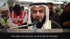 Mishari Rashid Al Afasy - İsra Sûresi (9-25) ve Meali  720p