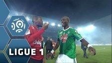 Saint-Etienne 2-1 Guingamp - Maç Özeti (23.5.2015)