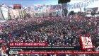 Başbakan Davutoğlu'nun Dev İzmir Mitingi
