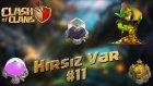 Clash of Clans TR - Hırsız Var #11