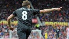 Dünya bu golü konuşuyor! Gerrard'a veda maçında izin verdiler