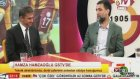 Hakan Şükür'den Hamzaoğlu'na övgü