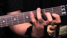 www.gitarteknikleri.com - Hybrid Picking Egzersizi