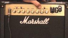 www.gitarteknikleri.com - Marshall  MG-15 FX (CFX) Tanıtımı