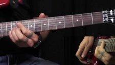 www.gitarteknikleri.com - Tapping Egzersizi