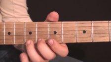 www.gitarteknikleri.com -  Yeni Başlayanlar için Pena Parmak Egzersizleri-2
