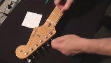 Gitar Akort Sorunun İyilelştirilmesi