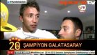 Galatasaray Şampiyon  Çılgın Sevinç - Muslera & Telles 25/05/2015