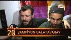 Galatasaray'ın Şampiyonluğu ve  Olcan Adın'ın Evine Efsane Bağlantı