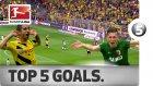 Almanya'da Haftanın En İyi Golleri