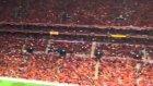 Galatasaray - Beşiktaş 2-0 Selam Dur Kareografisi 24/05/2015