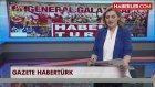 Habertürk Gazetesi Galatasaray'ı Orgeneral İlan Etti