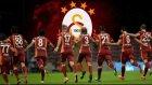 Şampiyon Galatasaray **** 2-0 Beşiktaş Herkes Rütbesini Bilecek Koreografi 24 Mayıs 2015