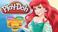 Disney Prensesi Ariel - Play Doh - Oyun Hamuru