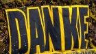 Dortmund taraftarlarından Klopp'a muhteşem veda