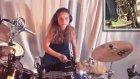 14 Yaşındaki Kızdan Muhteşem Bateri Performansı