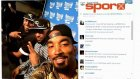 J.R Smith, LeBron ve Thompsondan selfie