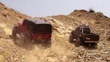İncek Offroad Ankara Scale Crawler - 17 Mayıs 2015 Buluşması - Part 1