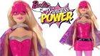 Süper Barbie Oyuncak Bebek