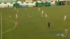 Romanya'yı sallayan gol