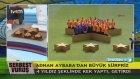 ADNAN AYBABA G.SARAY'IN KEKİNİ YEDİ!