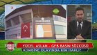 GFB YÜCEL ASLAN TELEFON BAĞLANTISI    TVEM - SERBEST VURUŞ 9 KASIM
