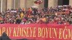 'Galatasaray kimseye boyun eğmez'