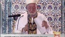 Necmettin NURSAÇAN Hocadan Berat Kandili Duası