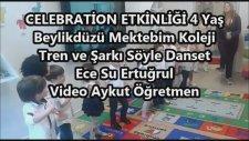 Celebration 4 Yaş Beylikdüzü Mektebim Koleji Ece Su Ertuğrul Orff Etkinliği