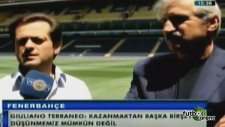 Giuliano Terraneo Fenerbahçe'de...