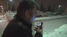 Telefon Dolandırıcılığı Girişimi Saniye Saniye Kamerada