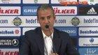 Fenerbahçe'de İsmail Kartal görevi bıraktı