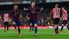 Ath. Bilbao 1-3 Barcelona - Maç Özeti (30.5.2015)