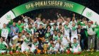 Borussia Dortmund 1-3 Wolfsburg - Maç Özeti (30.5.2015)