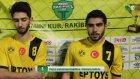 Bostancı bulls fc Fc karadeniz İstanbul iddaa Rakipbul Ligi 2015 Açılış Sezonu R