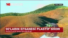 Plastip Şov'un Yapımcısı Cihat Hazardağlı'nın Yaptığı Ropörtaj