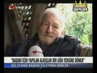 Süleyman Seba - Beşiktaş'ı Üzmesinler!