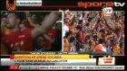 Ali Sami Yen'in önünde büyük coşku!