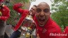 Arsenal'de kupa coşkusu
