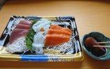 Çiğ Balık Eti Sashimi Nasıl Yenir