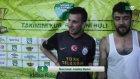 Irmaklar Market-Mardin Spor Röportaj / MERSİN