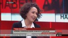 TEDxIstanbul Ana Haber Bülteninde