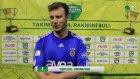 Tevfik Yiğit - Göktürk Spor Maç Sonu Röportaj