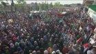 Binlerce Kişi 'Mavi Marmara' İçin Yürüdü