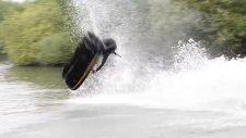 Jet Ski Dünya Şampiyonu  Ant Burgess